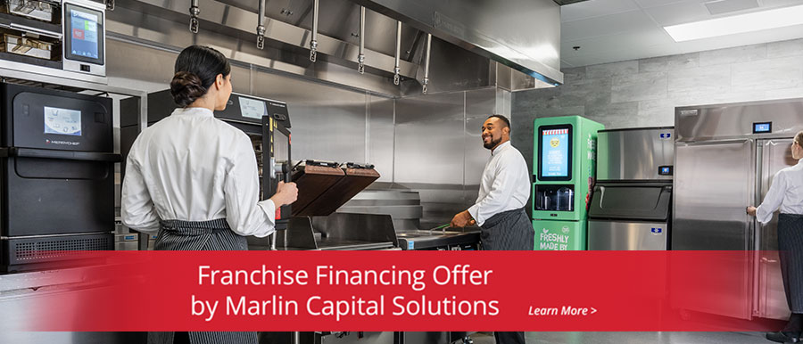 Welbilt Franchise Finance